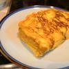 蒸し大豆入り和牛丼の具巻き厚焼き玉子の作り方【1食121円】