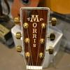 【アコースティックギター】数量限定生産Morrisの50周年記念モデルW-50thレビュー