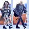 公開熱愛中のヒョンアとイダンと幻想的な組み合わせのファッション