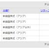 ETF調べ(新興国 国別)