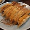 もおかで宇都宮餃子をたらふく食べた @真岡 宇都宮みんみん