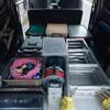 【職人車】散らかってる車の簡単で上手な収納法!