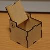 レーザーカッターで蓋付きの箱を試作してみた