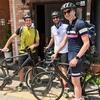 イケメン「スイス人・ドイツ人・ポーランド人」。東京から熱海まで自転車!「スポーツ×合法民泊」