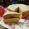 女王様のお気に入り「ヴィクトリア サンドウィッチ ケーキ」を作った!