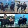 ダイビングで水中世界を体験