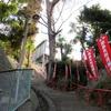 大師寺の参道