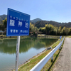 龍神池(兵庫県淡路)