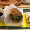 モスバーガーで期間限定のとびきりハンバーグサンド<きのこ&チーズ>とひんやりドルチェなめらかショコラを食べてみての感想