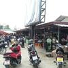 タイのローカル朝市場☆