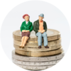 年金だけでは5万円足りない老後生活