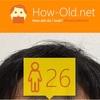 今日の顔年齢測定 155日目