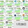 1月28日の仮想通貨・投資報告