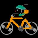 おおやようこの自転車×ヨガ