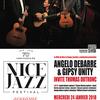"""オペラ座でマヌーシュ・ジャズAngelo Debarre & Gipsy Unityが出演する""""NJF sessions 2018""""の魅力。"""