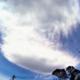 【ラピュタ出現】宮崎・都城で「レンズ雲」が観測。地震雲?雲と地震の因果関係は不明。