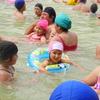 3歳のこどもと入る、エクアドルのあったかい温泉【昼の部】。(バニョス・エクアドル