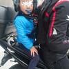 haruとバイク
