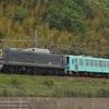 第852列車 「 キハ120-201の後藤入場配給を狙う 」