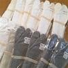 木綿の足袋入荷しました