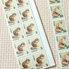 リス(3円)とキツネ(30円)。9月で販売終了の切手を買いに行く