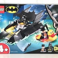 【LEGO レビュー】レゴ スーパー・ヒーローズ バットボートでのペンギン追跡 76158