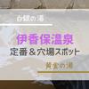 【伊香保】こっそり教えたい石段街の穴場スポットで黄金の湯を満喫