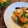 高野豆腐の卵とじ|初サンマの水揚げ