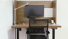 集中できるワークスペース「TiNK Desk」を無料体験 福岡・天神に新拠点オープン