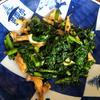 【緑黄色野菜 春菊は鍋物やごま和えだけじゃない!春菊レシピ おろしにんにくオリーブオイルで炒めるのがおすすめ】