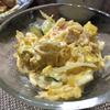 植野食堂 by danchu  から、ぼこいのポテサラ