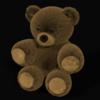 Blender 222日目。「クマのぬいぐるみのモデリング」その2。