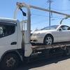 春日部市から車検の切れた故障車の外車をレッカー車で廃車の引き取りしました。