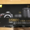 NikonのD5600を衝動買いした話