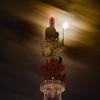 星景サルベージその15 月とタワー
