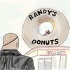 アイアンマンが食べたドーナツが食べたくて(ロックダウン中のLAで有名ドーナツをデリバリー)ランディーズドーナツ