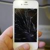 iPhoneのフロントパネルを交換してもらう