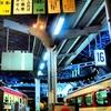 大宮 鉄道博物館⑤ 急行まつしま と 特急ひばりの停車するホーム