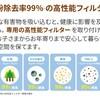 PM2.5でコロナの感染率アップ。