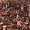 イタリア食の歴史 中世  1      中世は2段階 ?