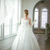 マタニティ花嫁さんに似合うドレス