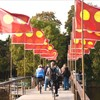 デンマークのマリファナ合法(?)ヒッピータウン。