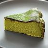 エーワークスのレシピ本で抹茶バスクチーズケーキ作ってみた!