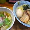【今週のラーメン1122】 塩つけ麺 灯花 (東京・四谷三丁目) 特製塩つけ麺