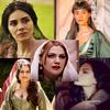 オスマン帝国外伝で気になった人物 スレイマンの側女たち