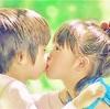 息子のキス魔は親譲り…⁉︎