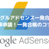 【2019年3月合格】Googleアドセンス一発合格7記事申請!6つのコツ伝授【はてなブログ】