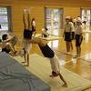 6年生:体育 マット運動