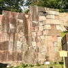 【金沢】石垣の基本カチ無視の玉泉院丸庭園にある「色紙短冊積石垣」はアートを追求した石垣