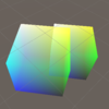 【Cg Programming/Unity】透過 ~ 透明な物体の描画【順番にやっていく】